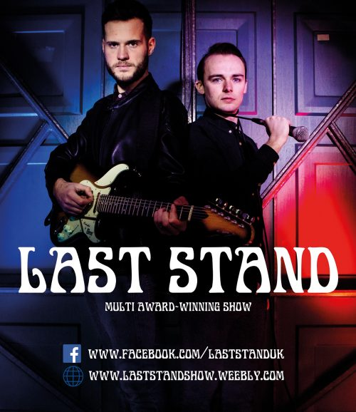 Last Stand Poster 2018